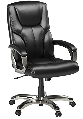 AmazonBasics High-Back Chair