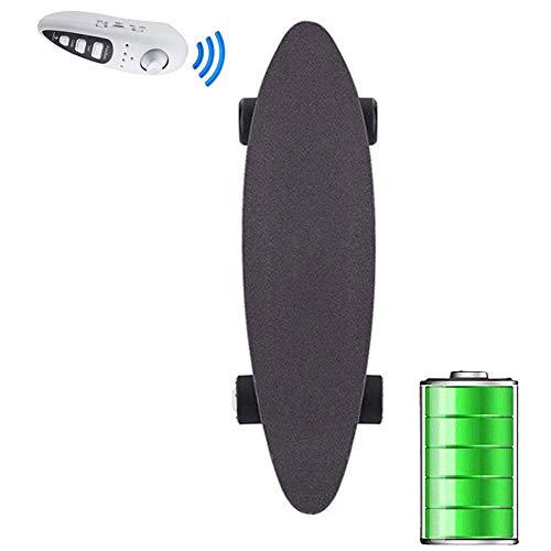 Mehrere Designs Motorisierte Cruise Longboard, Elektrische Caster Board, elektrische Longboard Skateboard, die komplette elektrische Skateboard for Pendler Errichtet for Anfänger und Urban, 1 Sport