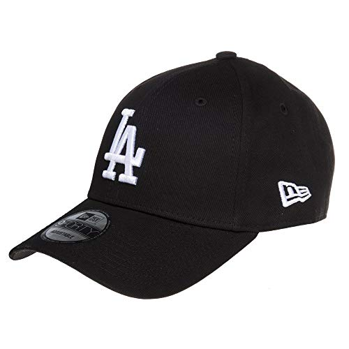New Era League Essential 9Forty Casquette ~ LA Dodgers Noir Blanc