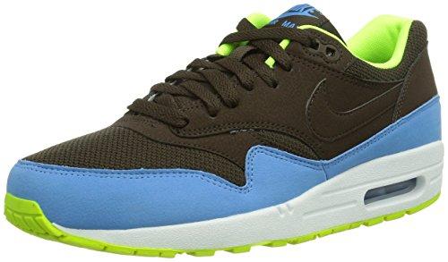 Nike 537383-201, Zapatillas de Estar por casa para Hombre, Baroque Brown/University Blue/Volt/White,...
