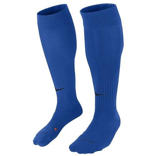 NIKE Classic II Sock - Calcetines Unisex, Color Azul/Negro, Talla XL