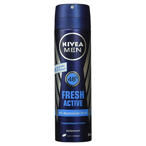 Nivea Men Deo-Spray Fresh Active 150ml