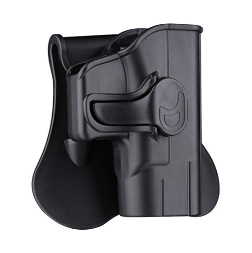 Glock 43 Holsters, OWB Paddle Holster for Glock 43, Glock 43X, Outside...