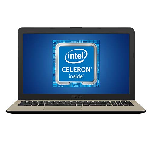"ASUS LapTop A540NA-GQ260T, Notebook con Monitor 15,6"" HD No Glare, Intel celeron N3350, RAM 4 GB LPDDR3, HDD da 500 GB, Scheda Grafica Condivisa, Windows 10"