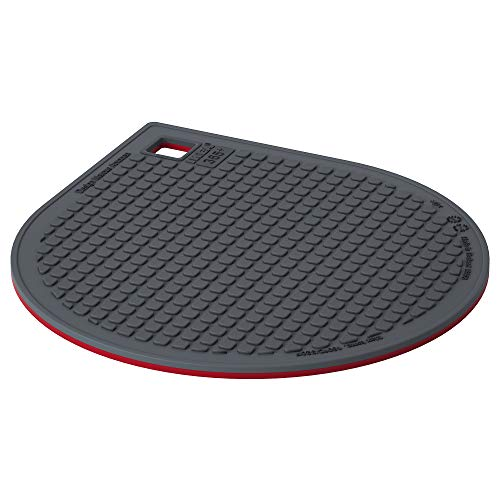 IKEA 365+ Topfständer GUNSTIG magnetisch rot/dunkelgrau