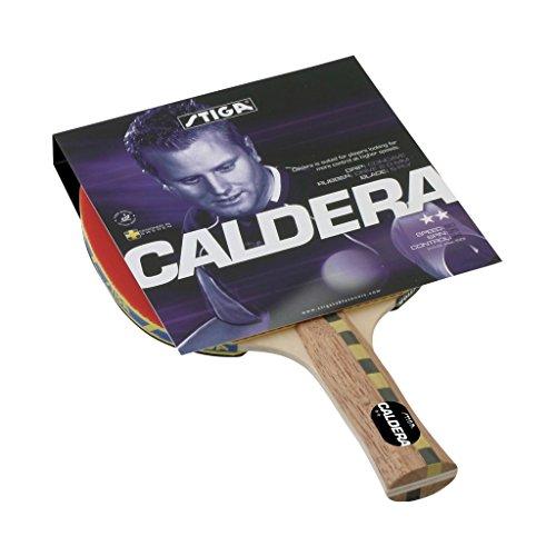 Stiga Racchetta da Ping Pong Caldera (2 Stelle)