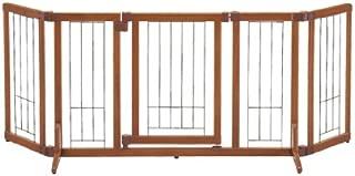 リッチェル ペット用 木製おくだけドア付ゲート M