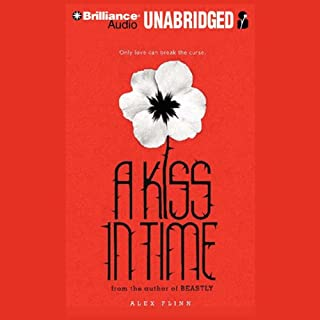 A Kiss in Time audiobook cover art