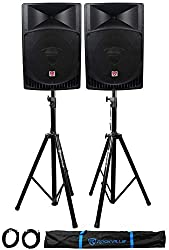 """A Pair Rockville RPG 15"""" Speakers Review"""