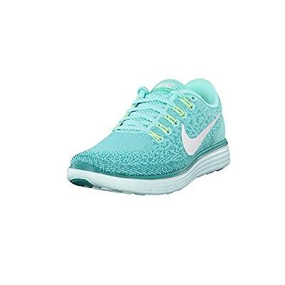 Nike Women's Free Rn Distance Hyper Turquoise/White-Hyper Jade Ankle-High Running Shoe - 10M