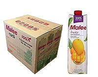 100%マンゴーミックスジュース Malee 1000ml 12本セット