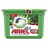 Ariel Todo En Uno Pods +OXI Detergente En Cápsulas 14 Lavados, Con Lavado A 20°C Y Perfume Duradero