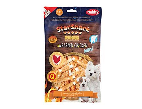 Nobby Star Snack Mini Snacks–per cuccioli e cani di piccola taglia 113 g