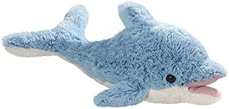 25 cm Peluche Realistico, Wild Planet- All About Nature-25cm Delfin con Sonido-Hecho a Mano K7432