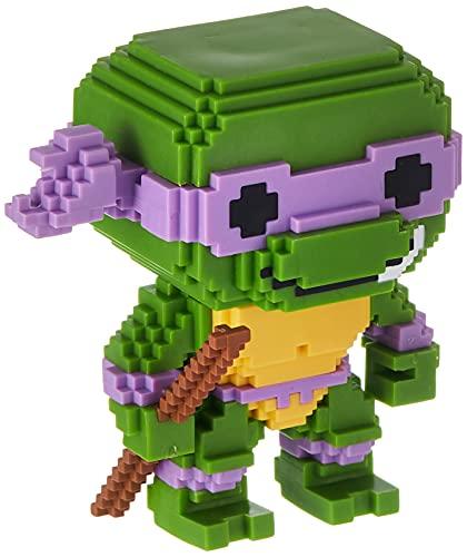 Funko 8-Bit Pop!: Teenage Mutant Ninja Turtles - Donatello Collectible...