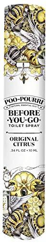 Poo-Pourri Before-You-Go WC-Spray, Original Zitrus, 10ml