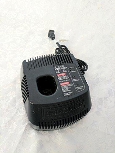 Craftsman 19.2V 19.2 Volt NiCd 1 Hour Battery Charger Model 1425301