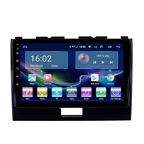 XXRUG Autoradio per Suzuki Wagon R 2010-2018 Radio Navigation Player Android 10.0 unità Principale con Carplay Touchscreen IPS da 10,1 Pollici BT/WiFi con Telecamera di Backup