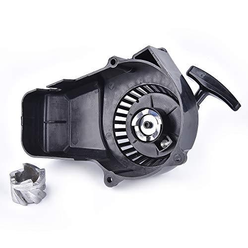 Seilzugstarter für 2-Takt 47cc 49cc Pocket Dirt Bike Mini ATV MT-A1/A2/A3/A4/S4 Daytona Cagllari GP MTX RSR GP Quattro Cobras