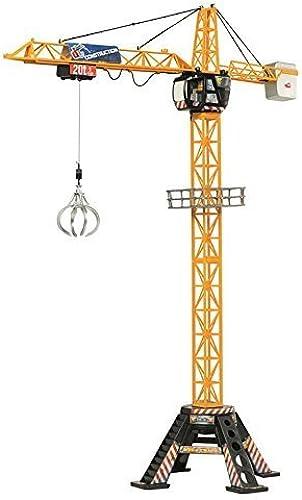 el mas reciente Dickie Toys Mega Crane, 48 48 48  by Simba Toys North America Inc.  el precio más bajo