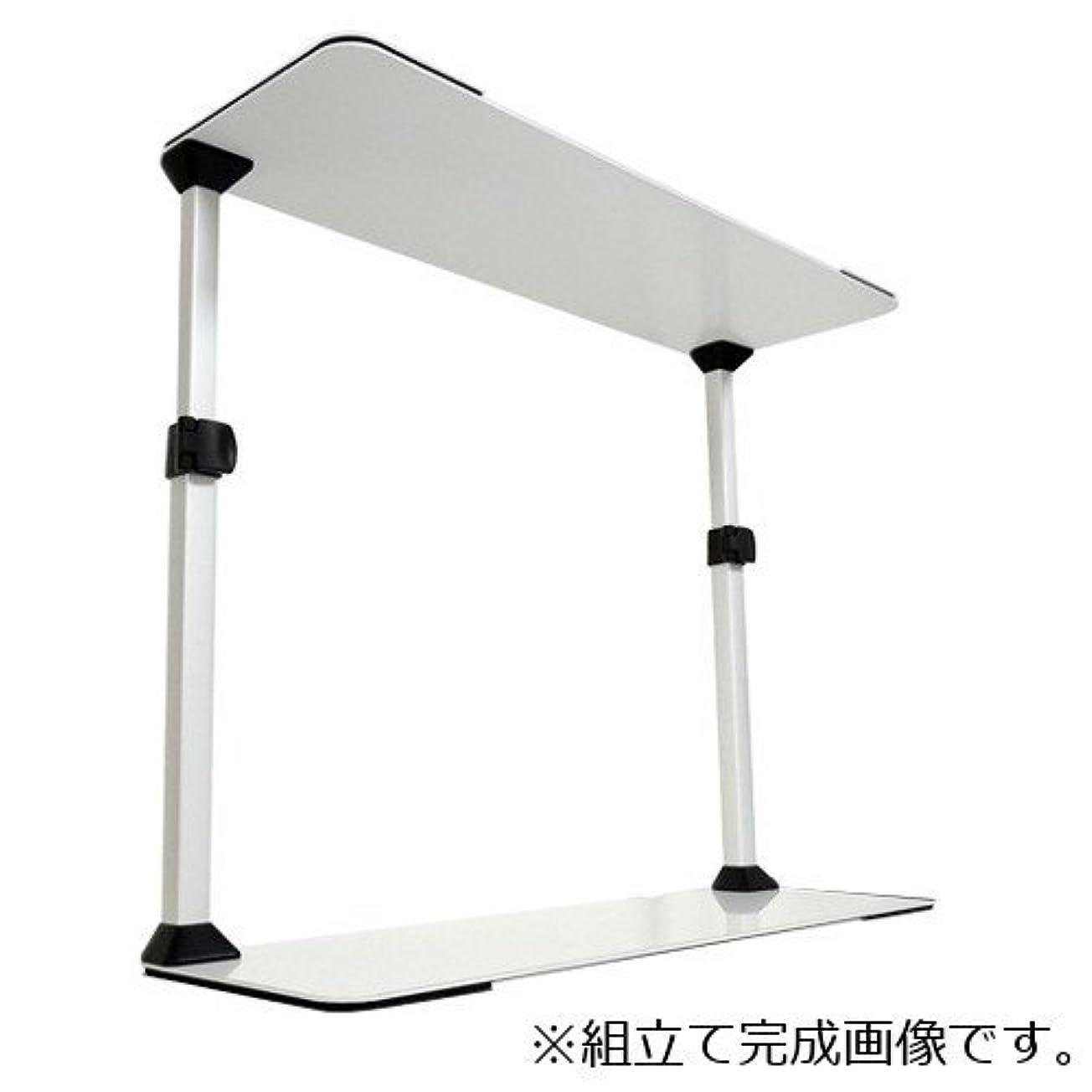 モルヒネエネルギー普遍的な家具転倒防止器具S QD02-S-M白 キューディフェンス ver.2 (M)