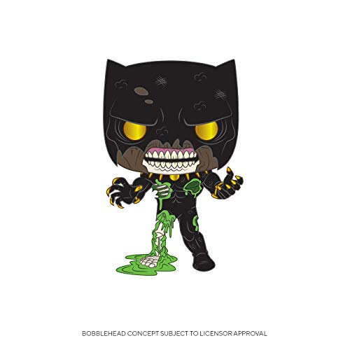 Funko Pop! Marvel: Marvel Zombies - Black Panther, Multicolor (50339)