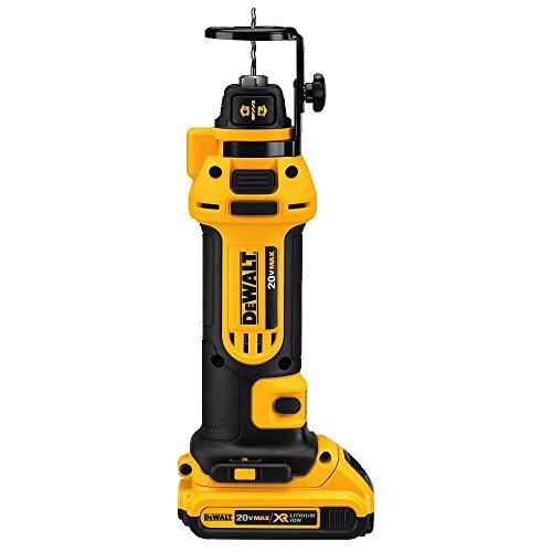 DEWALT Cordless Drywall Cut-Out Tool Kit