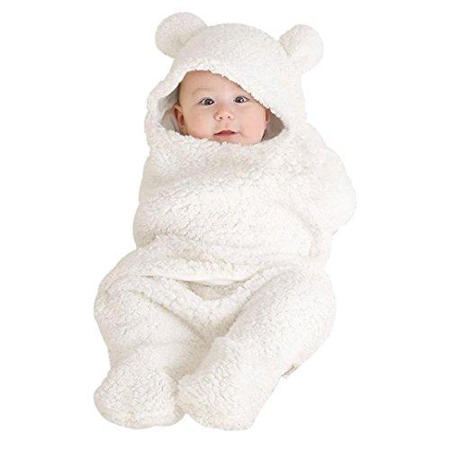 Abrigo para bebé Imee 7 – suave tipo borreguito