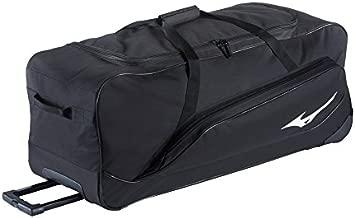 Mizuno Mx Equipment Wheel Bag G2, Black