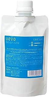 ウェーボ デザインキューブ (uevo design cube) クールジェル 200g レフィル ヘアワックス 200グラム (x 1)