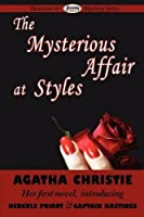The Mysterious Affair at Styles (Hercule Poirot Mysteries) by Agatha Christie(2009-04-25)