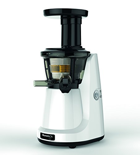 Kuvings NS Silent Juicer 321-Licuadora, Color Blanco