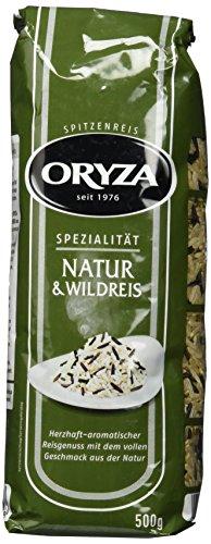 Oryza Natur&Wildreis (1 x 500 g Packung)