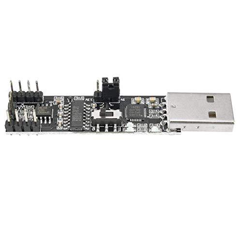 ZhenHe 3Pcs 3-in-1 USB To RS232 RS485 TTL Serial Port Module 2Mbps CP2102 Chip Board Spot Steuermodul Module board