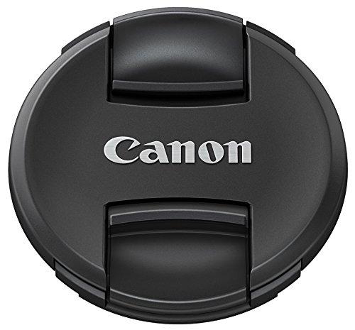 Canon E-82II Tappo per Lenti EF, 82 mm di Diametro, Nero