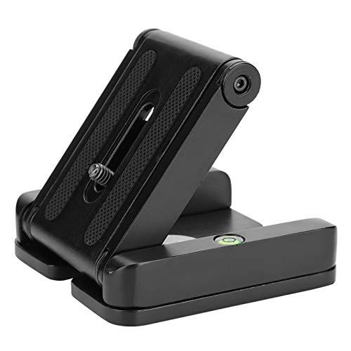 DAUERHAFT Soporte de cámara Flexible con Soporte de Carga Grande, para trípode Camera CO, para Disparar