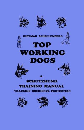 Schutzhund Top Working Dogs, Training Manual