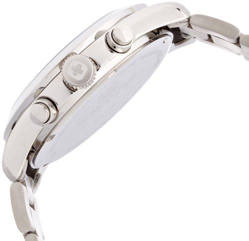 『[スイスミリタリー]SWISS MILITARY 腕時計 エレガントクロノ MILITARY-245 メンズ [正規輸入品]』の2枚目の画像