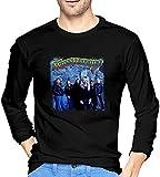 Photo de Molly Hatchet T Shirt Men's Long Sleeve T-Shirts Pullover Crew Neck Shirts,M