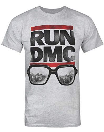 Official Run DMC Glasses Men's T-Shirt