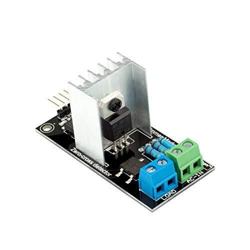 Ils - Módulo de atenuació de luz de CA para PWM Control 1 Canal 3.3V/5V Logic AC 50hz 60hz 220V 110V