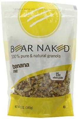 Bear Naked Cacao & Cashew Butter Granola - Gluten Free, Non-GMO
