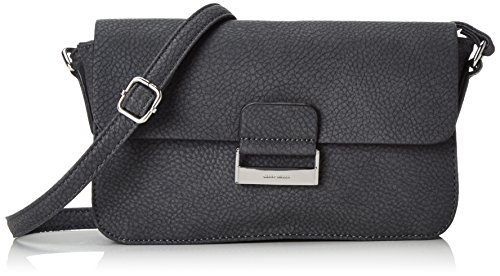 Gerry Weber Talk Different II H, S 4080003706 Damen Umhängetaschen 24x13x5 cm (B x H x T), Grau (dark grey 802)