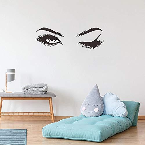 Pegatinas de pared hermosas creativas pegatinas de pared de productos pegatinas de pared entrenamiento sexy fitness entrenamiento logo
