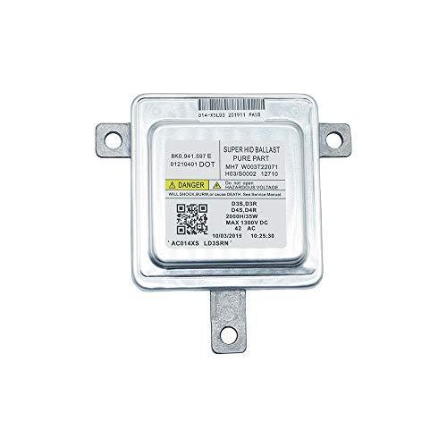 NFSpeeding Xenon HID Scheinwerfer Steuergerät Vorschaltsteuergerät 8K0941597E W3T21071