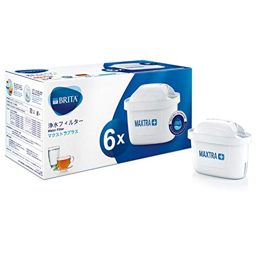 Brita Maxtra+ Water Filter Pot Cartridge (Japan Specifications; Japan Official Product)