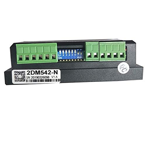 N / A Stepper Motor Driver Board 2-Phase Stepper Motor Driver for 3D Printer, 5-24V, 4/6/8 Cable
