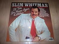 I'll Take You Home Again Kathleen - Slim Whitman LP