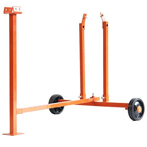 Forest Master Chariot-support universel pour fendeuse à bois électrique
