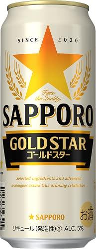 【新ジャンル】サッポロ GOLD STAR [ 500ml×24本 ]